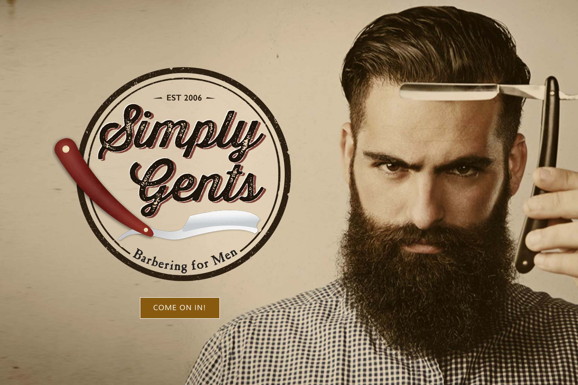 Simply Gents | Barbering for Men | Marlton NJ on